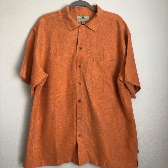 b4b66678 Island Shores Other - Men's Island Shores 100% Silk Shirt